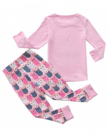 Trendy Girls' Pajama Sets Online Sale