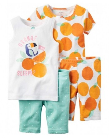 Carters Girls Pc Cotton 391g043
