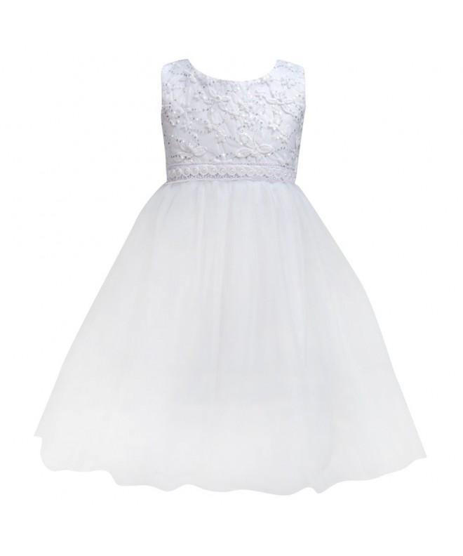 Merry Day Flower Baby Dress