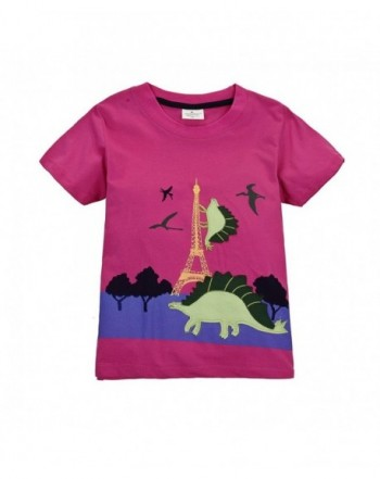 Coralup Little Dinosaur Striped 18M 6T