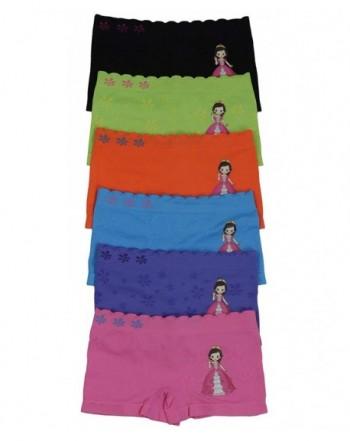 ToBeInStyle Girls Training Boyshort Underwear
