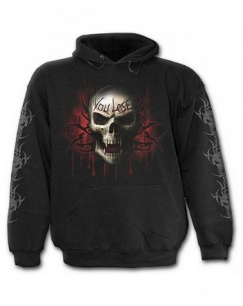 Spiral Boys Game Hoody Black