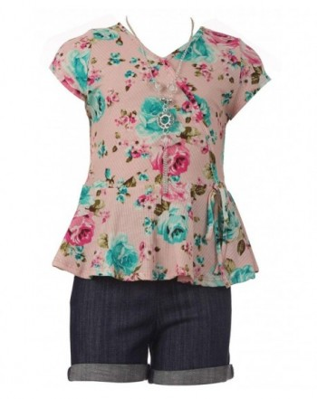 Pieces Floral Casual Outfit Clothing