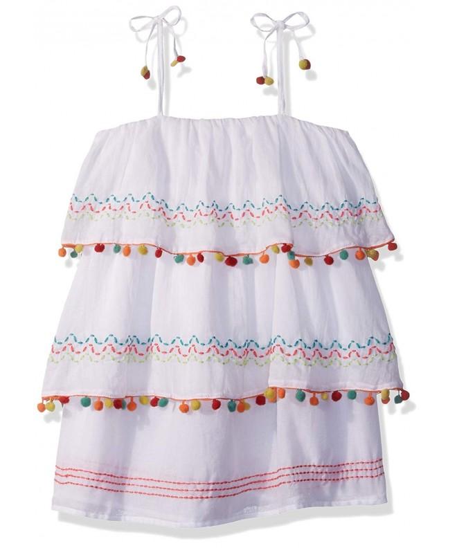 dd6b1b6938 Girls Amazonia Short Dress Cover-up - Amazonia - CL187LTC4XR