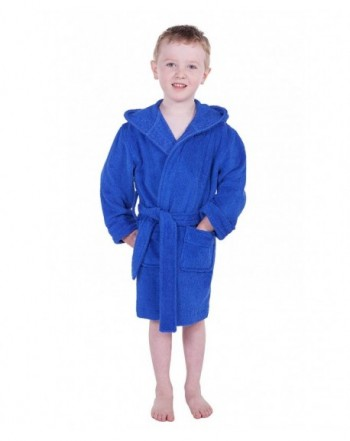 Texere Hooded Terry Cloth Bathrobe