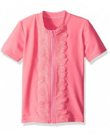Maui Clothing Girls Hawaii Fuse 6-14 Long Sleeve Rashguard GFSE7929
