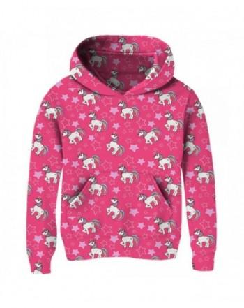 BFUSTYLE Little Pullover Hoodies Sweatshirt