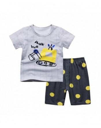Anbaby Pajamas Children Sleepwear 12Months 9Year