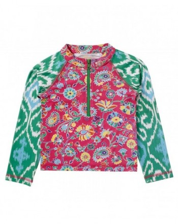 Most Popular Girls' Rash Guard Shirts Outlet
