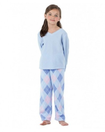 PajamaGram Big Girls Pajamas Cozy