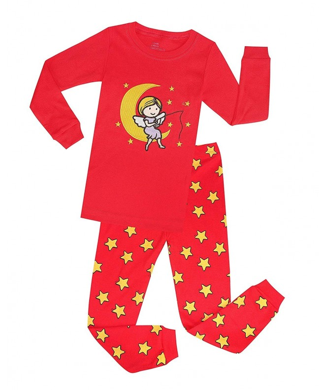 Elowel Girls Pajama Cotton 12M 12Y