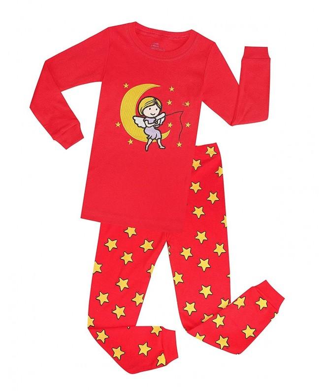 Elowel Girls Pajama Cotton 12M 12Y