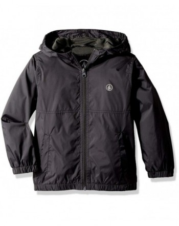 Volcom Little Ermont Hooded Windbreaker