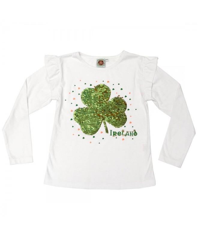 Traditional Craft Ireland Shamrock T Shirt