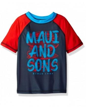 Maui Sons Big Boys Rashguard