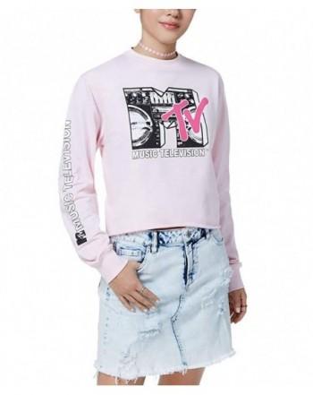 Freeze Juniors Cotton Graphic Sweatshirt
