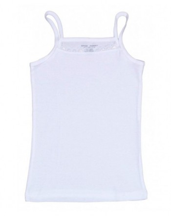 Girls' Undershirts Tanks & Camisoles Wholesale