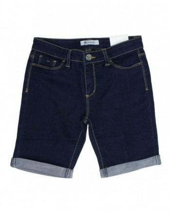 Tractr Stretch Short Rolled Cuffs