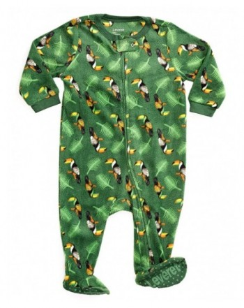 Leveret Pajamas Sleeper Toddler Months 5