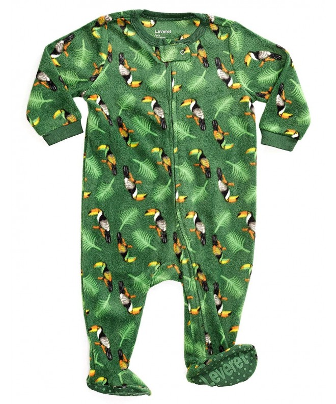 Leveret Pajamas Sleeper Toddler Months 5