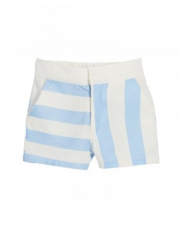 Beachcombers Cotton Stripes Shorts Medium