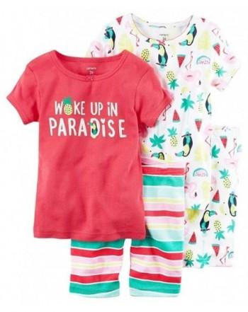 Carters Girls Toddler Cotton Sleepwear