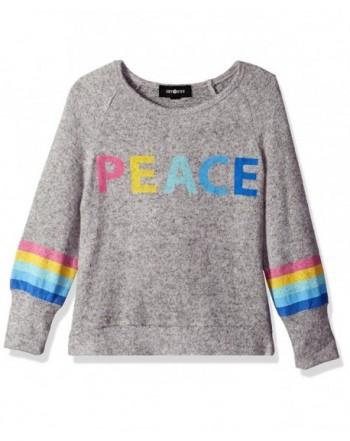 Amy Byer Fashion Pullover Sweatshirt