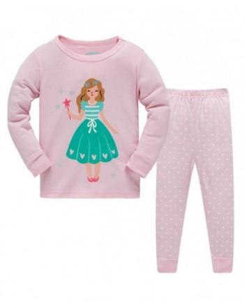 Schmoopy Girls Princess Pajamas Years