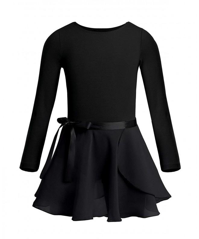 Freebily Sleeve Leotard Ballet Outfit