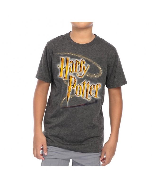 Harry Potter T Shirt Heather Medium