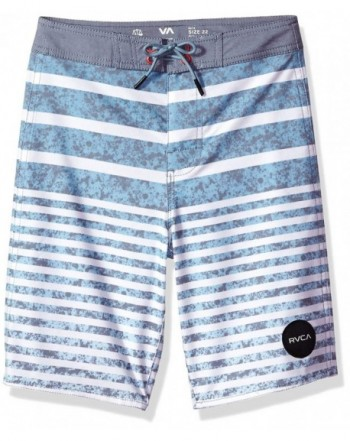RVCA Boys Stack Swim Trunk