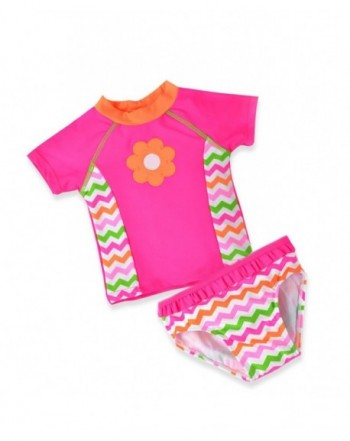 Aulase Little Colorful Rainbow Swimsuit
