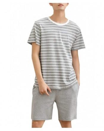 Fashion Strips Cotton Pajama 12 23Years