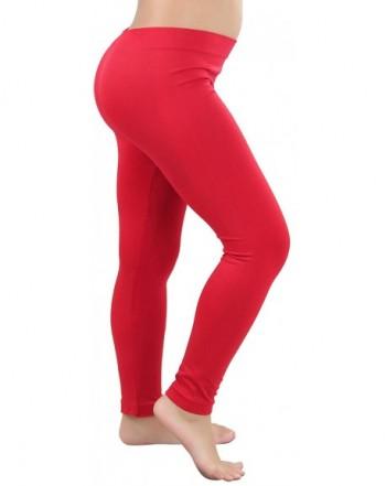ToBeInStyle Girls Nylon Spandex Length Leggings