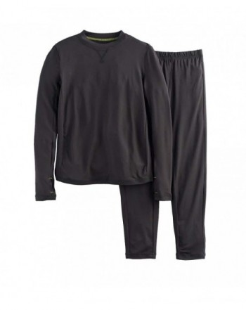 Winter Base Layer Thermal Underwear Thumbhole