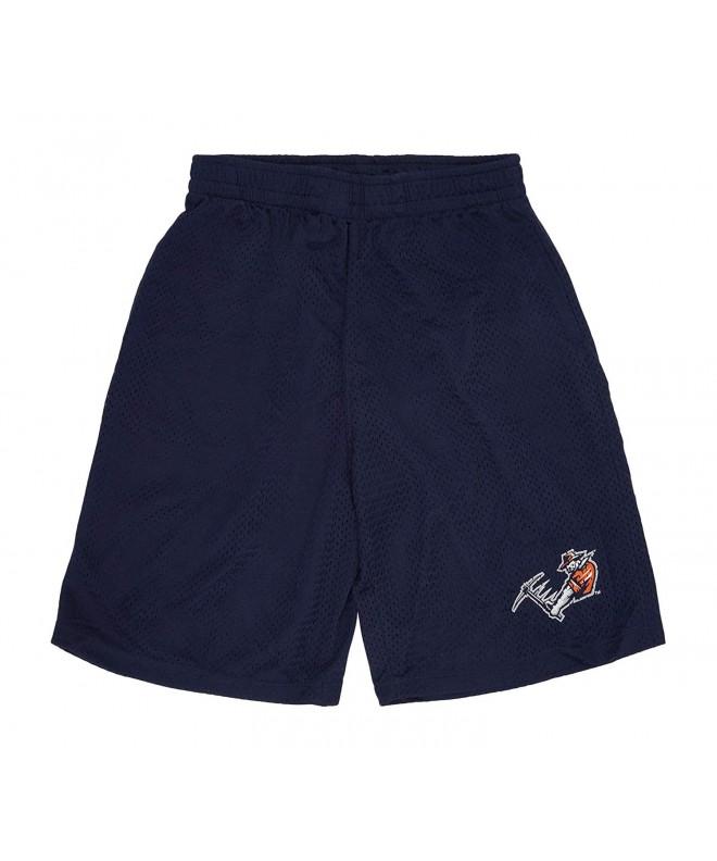 NCAA University Texas Shorts Pocket