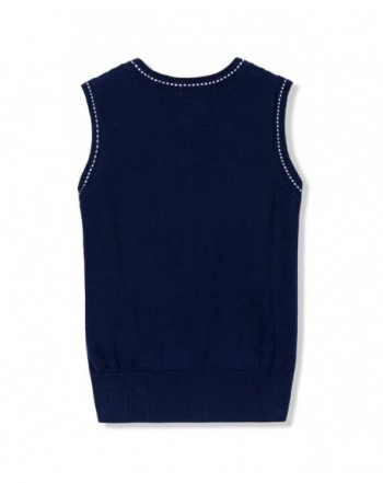 Girls' Sweater Vests for Sale
