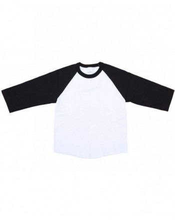 Unisex Raglan Sleeve Baseball Shirt