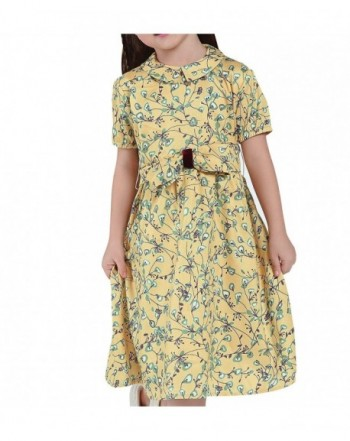 MIQI Little Floral Sleeve Summer
