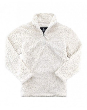 Boxercraft YQ10SG_Y Youth Sherpa Pullover