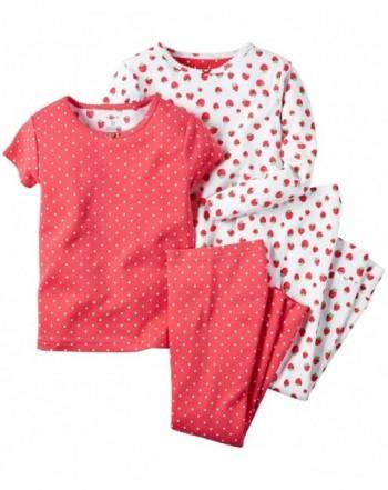 Carters Girls Piece Set 391g033