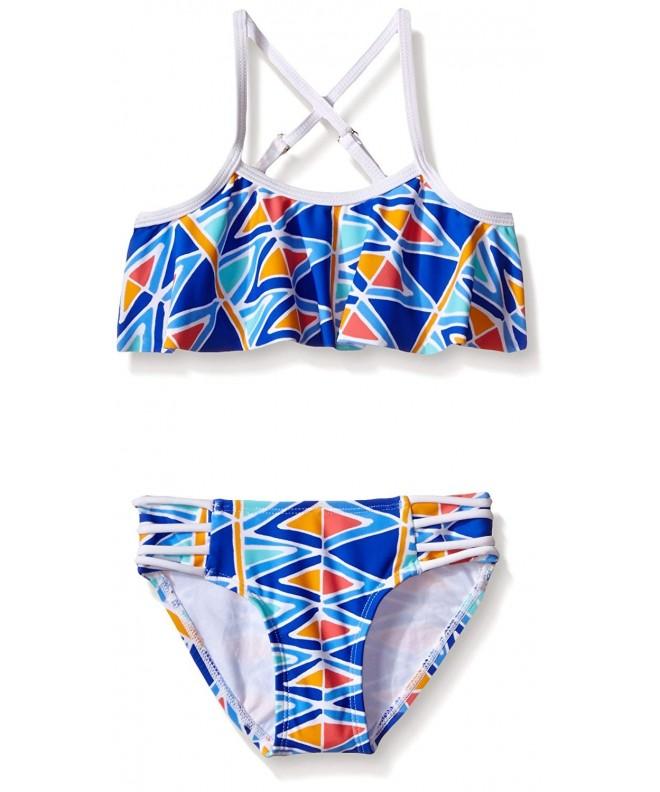 Raisins Girls Dreamin Flounce Bikini