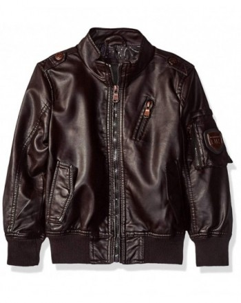 Urban Republic Boys Aviator Jacket
