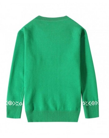 Boys' Pullovers
