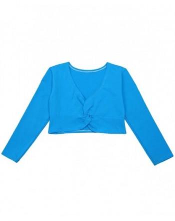 TiaoBug Sleeve Classic Warm up Sweaters