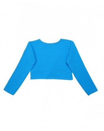 Cheap Real Girls' Shrug Sweaters