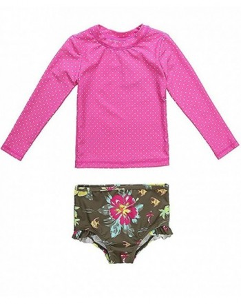 Wetopkim Swimwear Sleeve Bathing Toddler