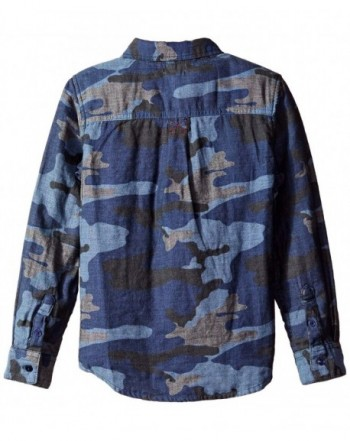 Boys' Button-Down Shirts Outlet