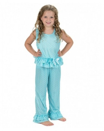 Laura Dare Little Sleeveless Pajamas