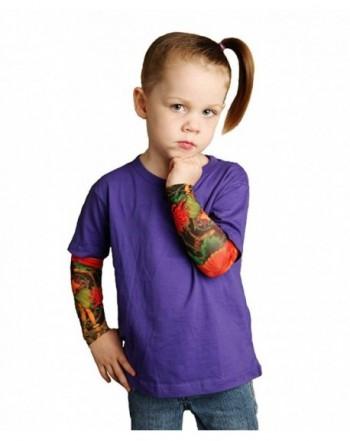 Tottude Little Girls Tattoo Sleeve